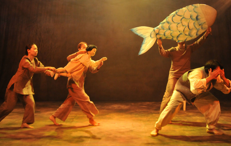 Dallae Story Film danse ArtStage SAN