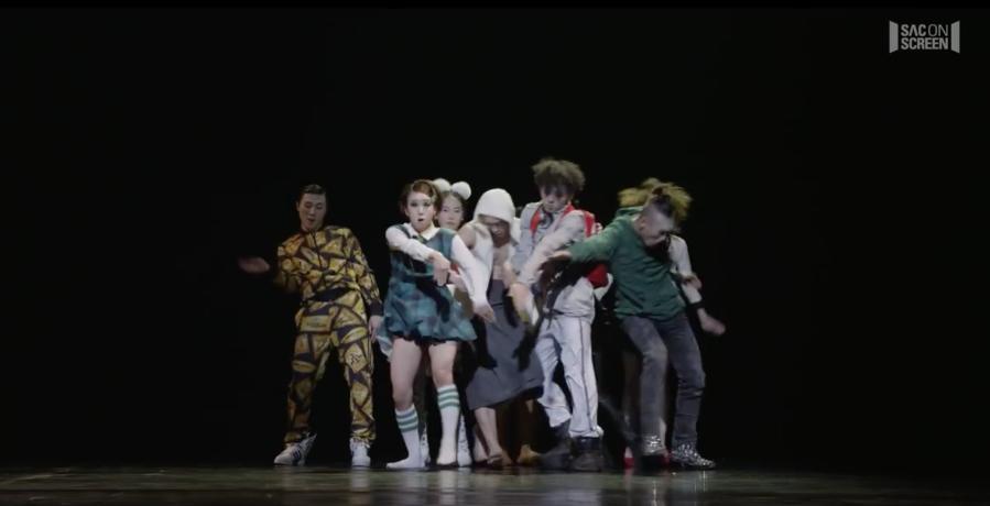 Into thin air - film danse